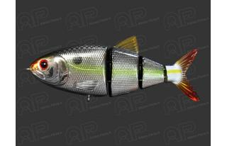BBZ-1-SHAD 4'' Floater