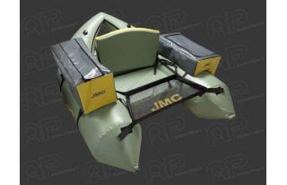 Float Tube Expedition avec sac