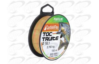 Fluorocarbone Powerline Carbonflex Toc Truite