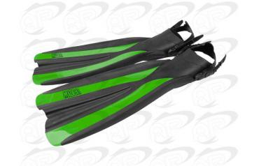 Palme Float Tube Mad Cat Belly Boat Fins