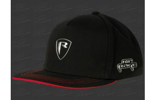 NPR233 RAGE SHIELD FLAT PEAK BASEBALL CAP