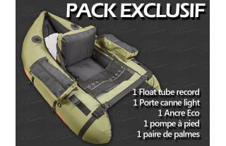 Pack spéciale Float Tube Exclusivité