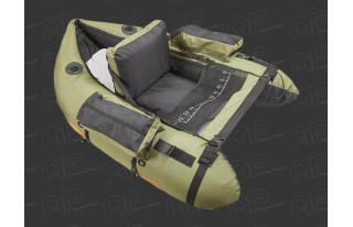 Float Tube Sparrow AXS Record