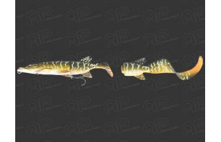 50220-Pike 01- Leurre coulant Savage Gear 3D Scan Hybrid Pike