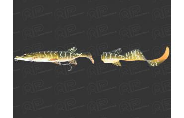 Leurre coulant Savage Gear 3D Scan Hybrid Pike